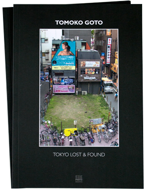 Tomoko Goto - Tokyo Lost and Found