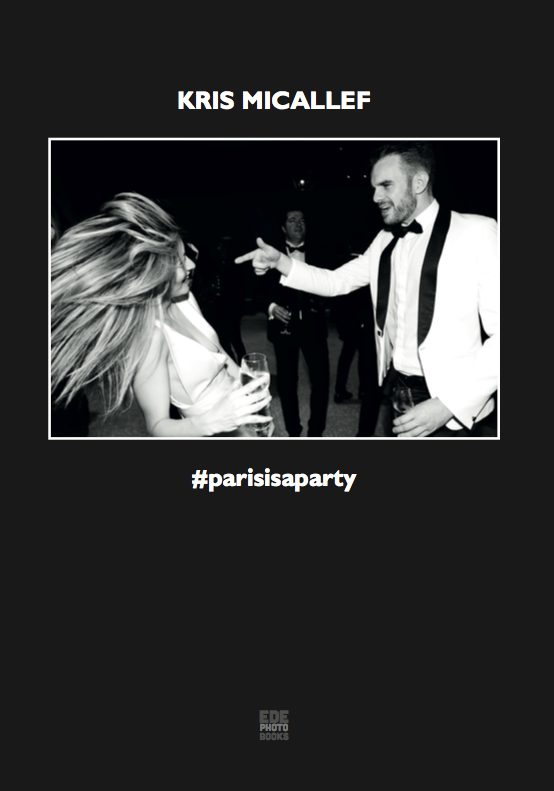 KRIS MICALLEF - #parisisaparty
